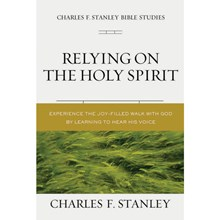 Charles F. Stanley Bibles Study Series: Relying on the Holy Spirit SG-CSBSRS