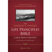 NASB LP BIBLE (LARGE PRINT) - HARDCOVER LLPNASHC