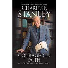 Courageous Faith: My Story From a Life of Obedience CFBKP