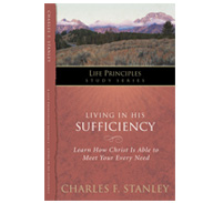 Living in His Sufficiency LSSGRV