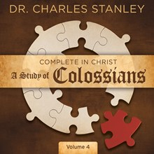 Complete in Christ: A Study of Colossians (Volume 4) COLV4CD