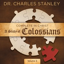 Complete in Christ: A Study of Colossians (Volume 3) COLV3CD