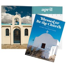 2020 Monthly Planning Calendar—Blessed To Be The Church CL-CSPC20