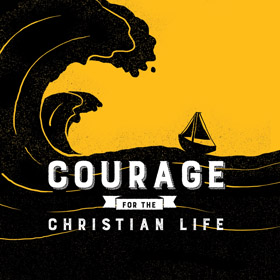 Courage for the Christian Life (4-CD set) CFTCD