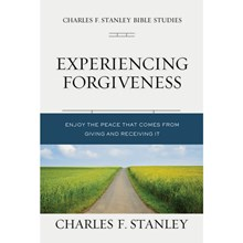 Charles F. Stanley Bible Study Series: Experiencing Forgiveness SG-CSBSEF