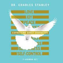 Expressing Godly Character - CD Series EGCCD