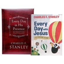 Every Day with Jesus and Every Day in His Presence Bundle EDBKIT